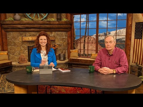 Charis Daily Live Bible Study: Andrew Wommack - October 13, 2020
