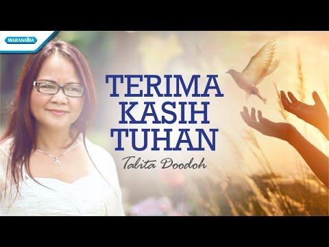Terima Kasih Tuhan - Talita Doodoh (with lyric)