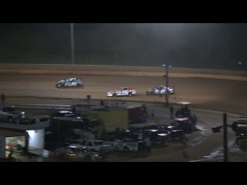 Stock 4 at Lavonia Speedway July 16th 2021 - dirt track racing video image