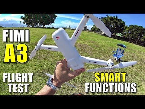 Xiaomi FIMI A3 Budget Drone Review - Part 3 - Smart Functions - [Follow Me, Orbit, Etc, Pros & Cons] - UCVQWy-DTLpRqnuA17WZkjRQ