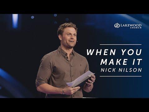 Nick Nilson - When You Make It