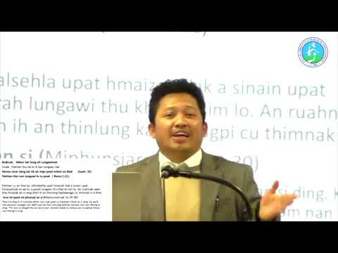 Sermon: Nan lungawi ringring uh- by Pastor Steven Lal ( THanksgiving sermon)