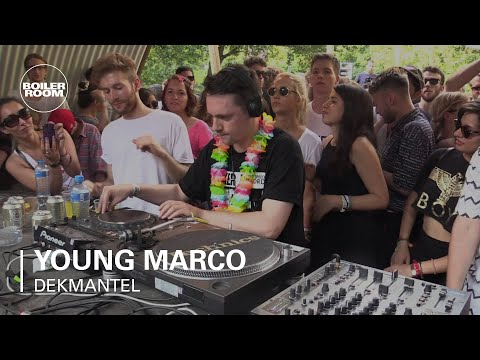 Young Marco Boiler Room x Dekmantel Festival DJ Set - UCGBpxWJr9FNOcFYA5GkKrMg