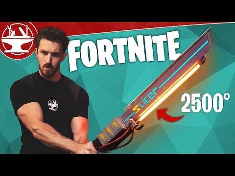 Fortnite Sword in Real Life BURNS EVERYTHING! - UCjgpFI5dU-D1-kh9H1muoxQ