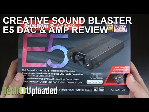 Обзор звуковой карты Creative Sound BlasterX G5 | FpvRacer lt