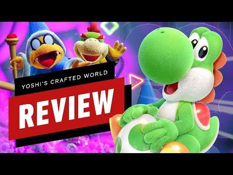 Yoshi's Crafted World Review - UCKy1dAqELo0zrOtPkf0eTMw