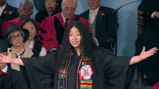 Senior English address by Genesis De Los Santos | Harvard Commencement 2019