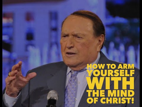 HOW TO ARM YOURSELF WITH THE MIND OF CHRIST!