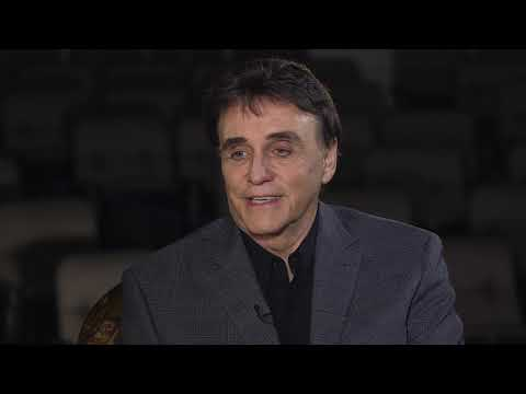 Gene Bailey interviews Gary McSpadden