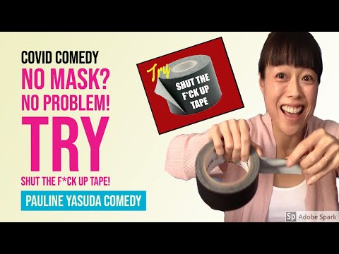 What to Do if You Don't Have a Face Mask? (Parody Infomercial)