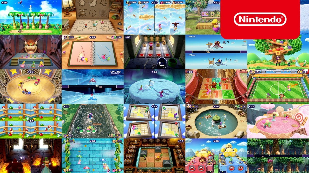 Mario Party Superstars – Bring on the Competition – Nintendo Switch