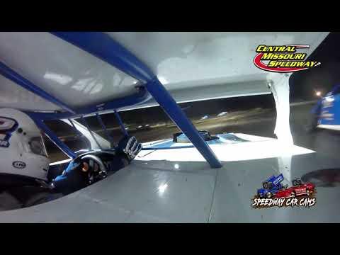 #12Jr Olen Stephens - B Mods - 6-19-2021 Central Missouri Speedway - In Car Camera - dirt track racing video image