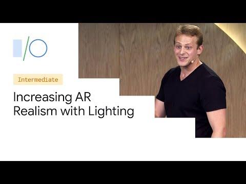 Increasing AR Realism with Lighting (Google I/O'19) - UC_x5XG1OV2P6uZZ5FSM9Ttw