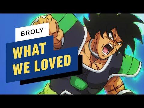 Dragon Ball Super: Broly - 13 Things We Loved - UCKy1dAqELo0zrOtPkf0eTMw