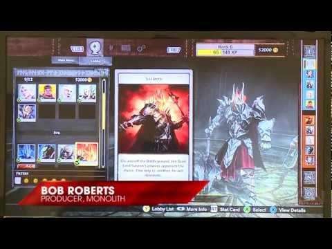 Guardians of Middle-Earth - The Basics of M.O.B.A - Gamescom 2012 - UCKy1dAqELo0zrOtPkf0eTMw