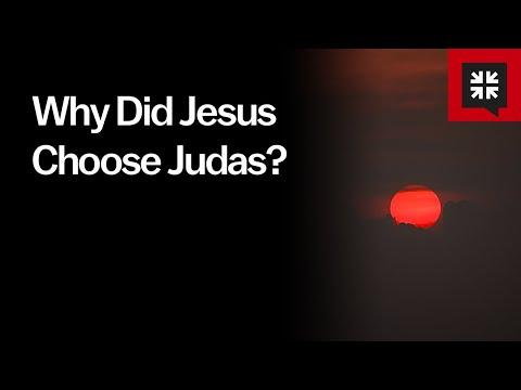 Why Did Jesus Choose Judas? // Ask Pastor John