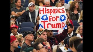 RKTNN 🔴 Poll: Half of Hispanic Americans Approve of Trump Following ICE Raids
