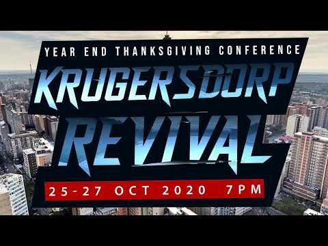 KRUGERSDORP REVIVAL NIGHT - PART 3