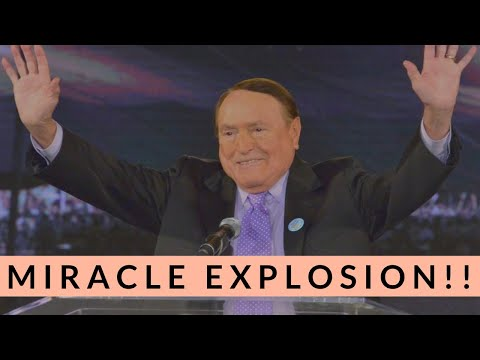 YOUR MIRACLE EXPLOSION!
