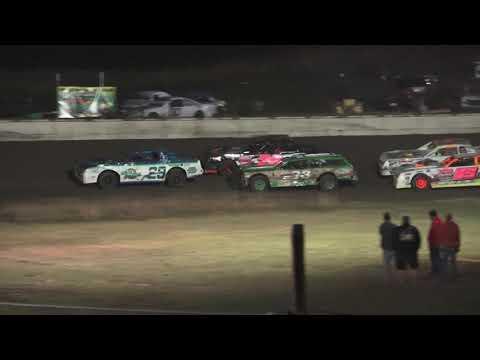 Street Stock Saturday Night Special at Mid Michigan Raceway Park, Michigan on 10-01-2021!! - dirt track racing video image