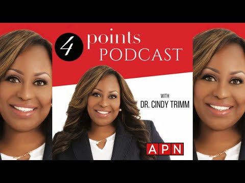 Dr. Cindy Trimm: The Art and Science of Vision  Hello Tomorrow  Pt. 6  APN