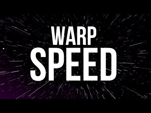 Warp Speed! - Word From Joe Joe Dawson