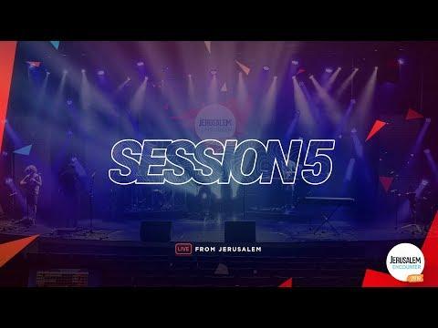 Jerusalem Encounter 2019 // Session 5
