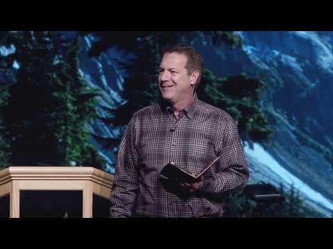 Phoenix Gospel Truth Conference 2019: Day 2, Session 2 - Greg Fritz