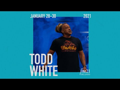 Hear Todd White at Fire21!
