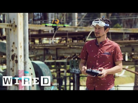 Meet One of the Best Drone Pilots in the World | WIRED - UCftwRNsjfRo08xYE31tkiyw