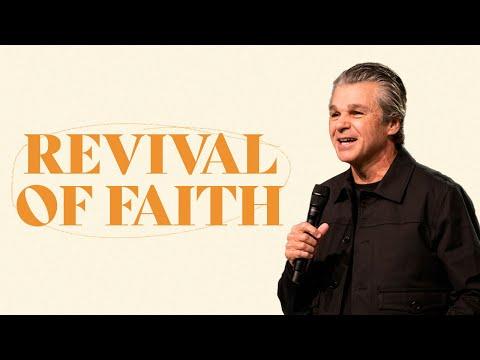 Revival Of Faith  Pastor Jentezen Franklin