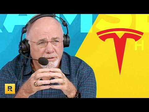 Buy The Tesla!