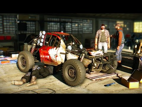 Dying Light: The Following Official Weaponize Your Ride Trailer - UCf-z09Umbl8I21CwMpTLoyQ