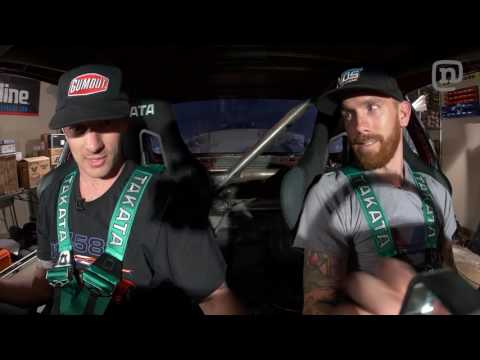Drift Garage 407: Installing the Seats and Harnesses - UCsert8exifX1uUnqaoY3dqA