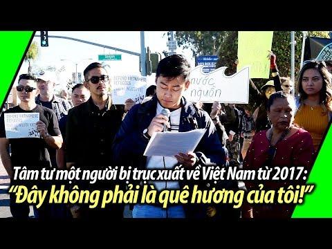 Tâm thư một người đã bị trục xuất về Việt Nam:
