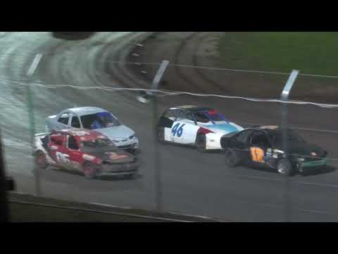 Legendary Hornet Feature Friday - Cedar Lake Speedway 09/17/2020 - dirt track racing video image