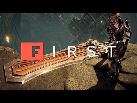 Code Vein: 17 Minutes of Dark Souls-y Gameplay - IGN First - UCKy1dAqELo0zrOtPkf0eTMw