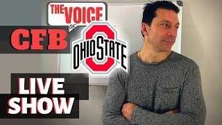 Ohio State Buckeyes LIVE 9 / Harbaugh vs Meyer, RB Preview, Big Ten Coaches