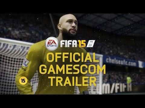 FIFA 15 | Official Gameplay Trailer | Next Gen Goalkeepers - UCoyaxd5LQSuP4ChkxK0pnZQ