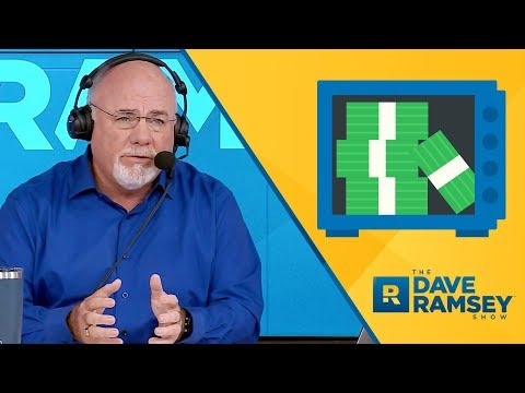 The True Definition Of A Millionaire - Dave Ramsey Rant