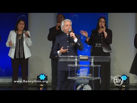 The Anointing Changes Everything - A special sermon from Benny Hinn