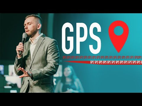 GPS - God's Positioning System  Pastor Vlad