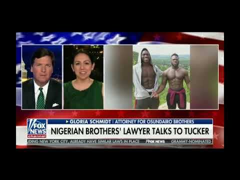 Smollett: Lawyer for Nigerian brothers speaks out - Tucker Carlson 4/1/19