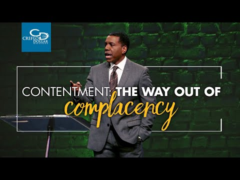 Contentment  The Way Out Of Complacency - Sunday Service