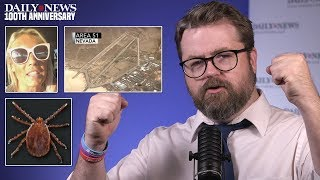 Area 51 raid gets a warning & 'manholes' renamed in California : Daily News Weekly