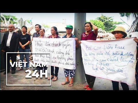 Việt Nam 24 giờ 31/01/2019: Hai dân oan Vườn Rau Lộc Hưng đến Mỹ
