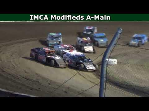 Grays Harbor Raceway, June 5, 2021, IMCA Modifieds A-Main - dirt track racing video image