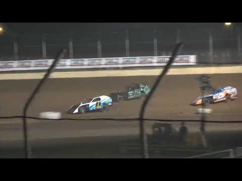 UMP Non-Qualifiers Race from Portsmouth Raceway Park, October 14th, 2021. - dirt track racing video image