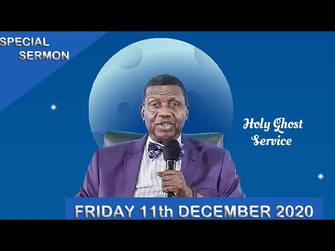 PASTOR E.A ADEBOYE SERMON - IT IS TIME TO FLY