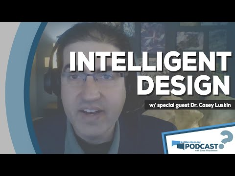 GotQuestions.org Podcast Episode 13 - Is there conclusive evidence for intelligent design?